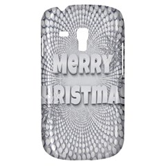 Oints Circle Christmas Merry Galaxy S3 Mini