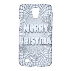 Oints Circle Christmas Merry Galaxy S4 Active