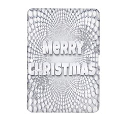 Oints Circle Christmas Merry Samsung Galaxy Tab 2 (10 1 ) P5100 Hardshell Case