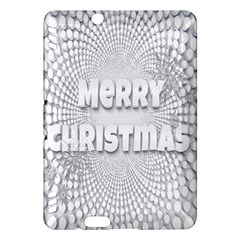 Oints Circle Christmas Merry Kindle Fire Hdx Hardshell Case