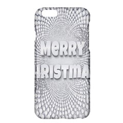 Oints Circle Christmas Merry Apple Iphone 6 Plus/6s Plus Hardshell Case