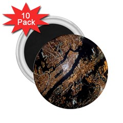 Night View 2.25  Magnets (10 pack)