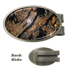 Night View Money Clips (oval)
