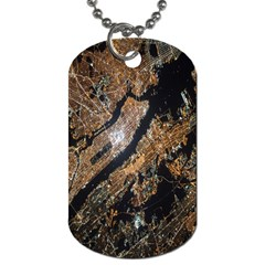 Night View Dog Tag (two Sides)