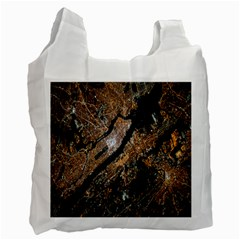 Night View Recycle Bag (Two Side)