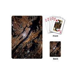 Night View Playing Cards (Mini)