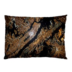 Night View Pillow Case (two Sides)