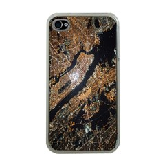 Night View Apple Iphone 4 Case (clear)