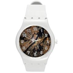 Night View Round Plastic Sport Watch (M)