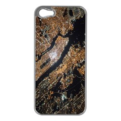 Night View Apple iPhone 5 Case (Silver)