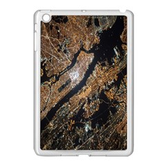Night View Apple Ipad Mini Case (white)