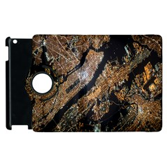 Night View Apple iPad 2 Flip 360 Case