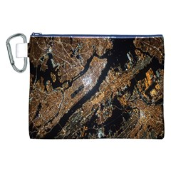 Night View Canvas Cosmetic Bag (XXL)