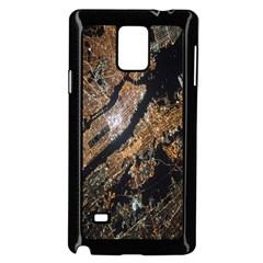 Night View Samsung Galaxy Note 4 Case (black)