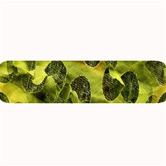 Olive Seamless Camouflage Pattern Large Bar Mats