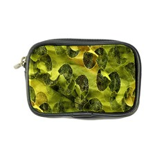 Olive Seamless Camouflage Pattern Coin Purse