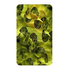 Olive Seamless Camouflage Pattern Memory Card Reader