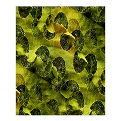 Olive Seamless Camouflage Pattern Shower Curtain 60  x 72  (Medium)