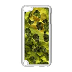 Olive Seamless Camouflage Pattern Apple Ipod Touch 5 Case (white)