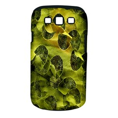 Olive Seamless Camouflage Pattern Samsung Galaxy S Iii Classic Hardshell Case (pc+silicone)