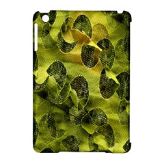 Olive Seamless Camouflage Pattern Apple Ipad Mini Hardshell Case (compatible With Smart Cover)