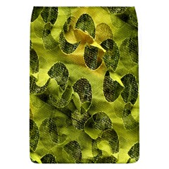 Olive Seamless Camouflage Pattern Flap Covers (l)