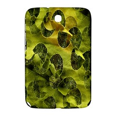 Olive Seamless Camouflage Pattern Samsung Galaxy Note 8.0 N5100 Hardshell Case