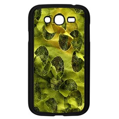 Olive Seamless Camouflage Pattern Samsung Galaxy Grand Duos I9082 Case (black)