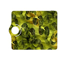 Olive Seamless Camouflage Pattern Kindle Fire HDX 8.9  Flip 360 Case