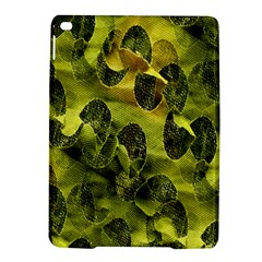 Olive Seamless Camouflage Pattern Ipad Air 2 Hardshell Cases