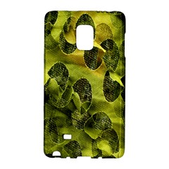 Olive Seamless Camouflage Pattern Galaxy Note Edge