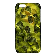 Olive Seamless Camouflage Pattern iPhone 6/6S TPU Case
