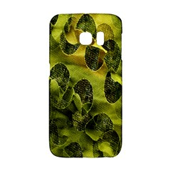Olive Seamless Camouflage Pattern Galaxy S6 Edge