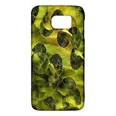 Olive Seamless Camouflage Pattern Galaxy S6
