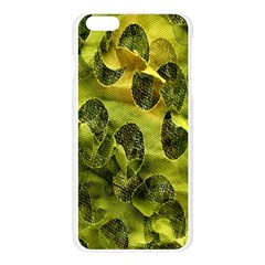 Olive Seamless Camouflage Pattern Apple Seamless iPhone 6 Plus/6S Plus Case (Transparent)
