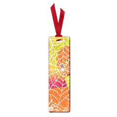 Orange Guy Spider Web Small Book Marks