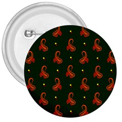Paisley Pattern 3  Buttons