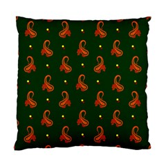 Paisley Pattern Standard Cushion Case (Two Sides)