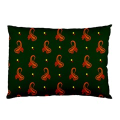 Paisley Pattern Pillow Case (two Sides)