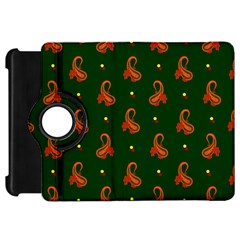 Paisley Pattern Kindle Fire Hd 7