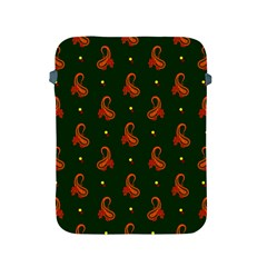 Paisley Pattern Apple Ipad 2/3/4 Protective Soft Cases