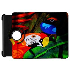 Papgei Red Bird Animal World Towel Kindle Fire Hd 7