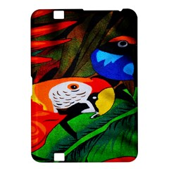 Papgei Red Bird Animal World Towel Kindle Fire Hd 8 9