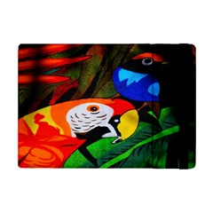 Papgei Red Bird Animal World Towel iPad Mini 2 Flip Cases