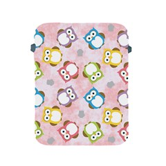 Owl Bird Cute Pattern Apple Ipad 2/3/4 Protective Soft Cases