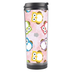 Owl Bird Cute Pattern Travel Tumbler