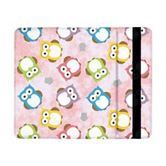 Owl Bird Cute Pattern Samsung Galaxy Tab Pro 8.4  Flip Case