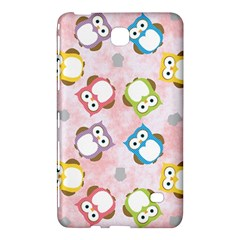 Owl Bird Cute Pattern Samsung Galaxy Tab 4 (8 ) Hardshell Case