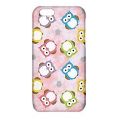 Owl Bird Cute Pattern iPhone 6/6S TPU Case