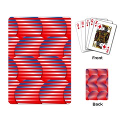 Patriotic  Playing Card